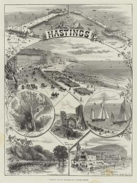 Hastings and St Leonards as a Winter Resort by Thomas Sulman