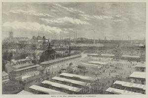 Meeting of the Royal Agricultural Society at Wolverhampton by Thomas Sulman