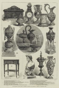 The Hamilton Palace Sale at Messers Christie and Mansion'S, Works of Decorative Art by Thomas Sulman