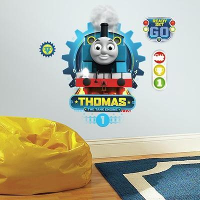 Thomas the Tank Engine Peel and Stick Wall Decals & Affordable Thomas the Tank Engine Specialty Products Posters for ...