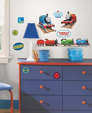 Thomas the Tank Engine Peel & Stick Wall Decals