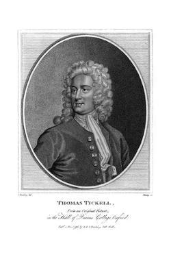 Thomas Tickell by S Harding