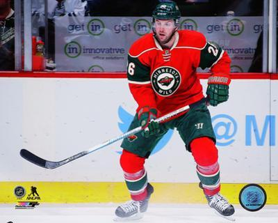 Thomas Vanek 2014-15 Action