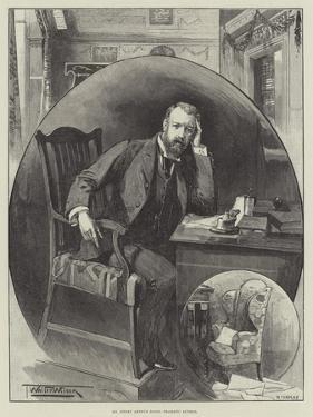 Mr Henry Arthur Jones, Dramatic Author by Thomas Walter Wilson