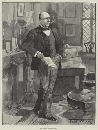 Mr Pinero, the Dramatist by Thomas Walter Wilson