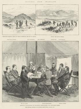 Sketches from Swaziland by Thomas Walter Wilson