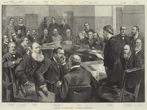 The Labour Commission by Thomas Walter Wilson