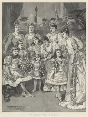 The Royal Wedding by Thomas Walter Wilson