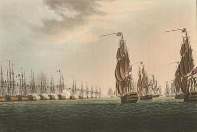 Battle of the Nile, 1798