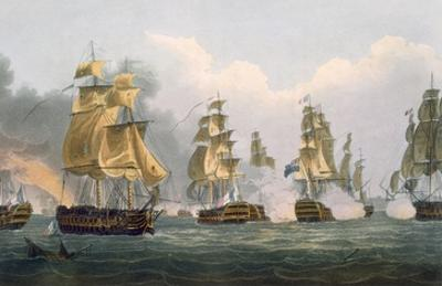 Lord Bridport's Action Off Port L'Orient, June 23rd 1795