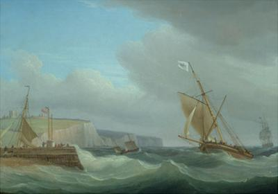 Shipping Off Dover, C.1760