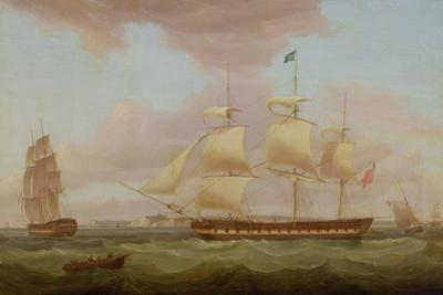 The Honourable East India Company's 'Duchess of Atholl', 1822