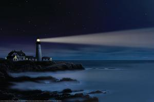 Lighthouse by Thomas Wiewandt