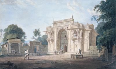 A Mosque, Chunargarh