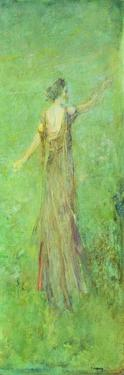 June, C.1920 by Thomas Wilmer Dewing