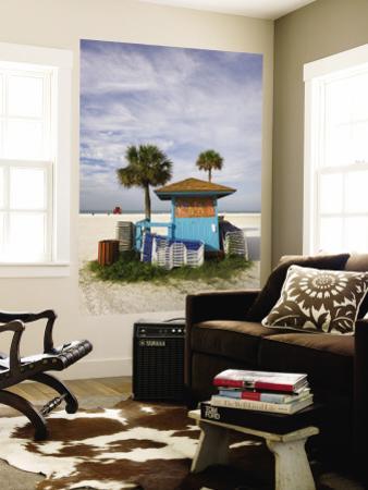 Beach Chair Rental Shack