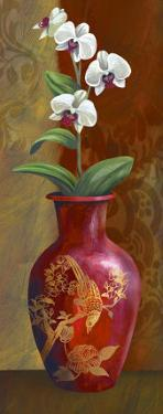 Oriental Vase II by Thomas Wood