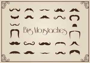 Mustaches Collection by Thomaspajot