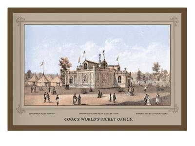 Cook's World's Ticket Office