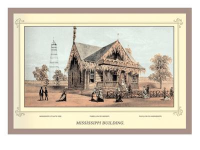 Mississippi Building, Centennial International Exhibition, 1876