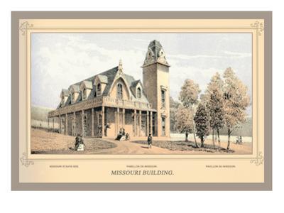 Missouri Building, Centennial International Exhibition, 1876