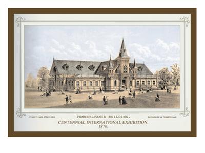 Pennsylvania Building, Centennial International Exhibition, 1876