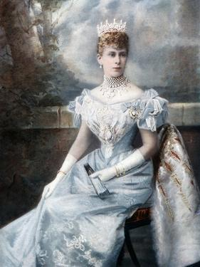Mary of Teck, Late 19th-Early 20th Century by Thomson