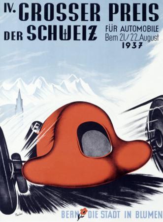 IV Grosser Preis Der Schweiz by Thoni