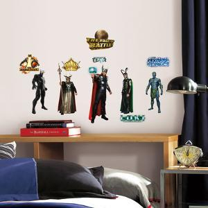 Thor Movie Peel & Stick Wall Decals