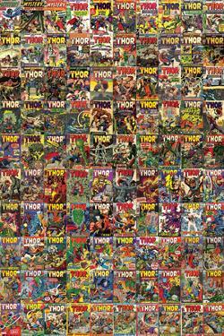 Thor No.600: Thor Cover Gallery Cover: Thor