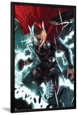 Thor No.8 Cover: Thor