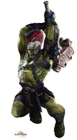Thor Ragnarock - Hulk