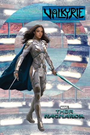 Thor: Ragnarok - Valkyrie