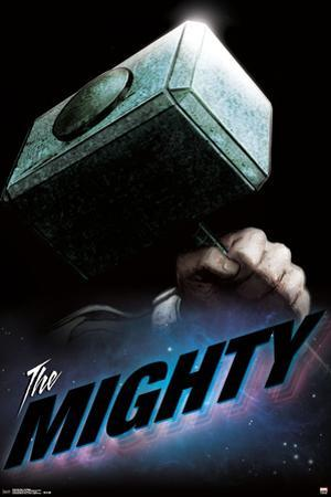 Thor- The Mighty Mjolnir