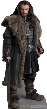 Thorin Oakenshield - The Hobbit Movie Lifesize Standup