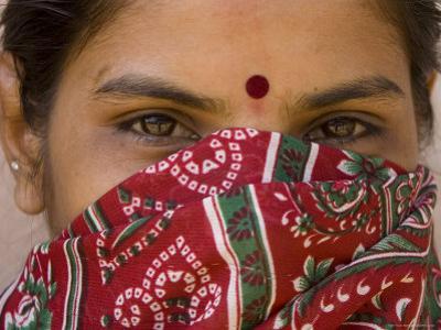 Teenage Girl, Tala, Bandhavgarh National Park, Madhya Pradesh, India by Thorsten Milse