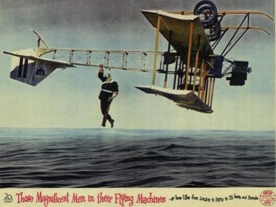 Those Magnificent Men in Their Flying Machines, 1965