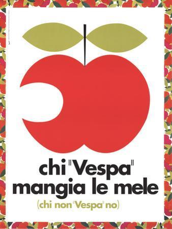 "Those Who ""Vespa"" Eat Apples; Those Who Don't ""Vespa"" Don't"