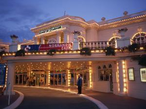 Casino, Deauville, Basse Normandie, France, Europe by Thouvenin Guy