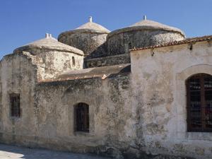 Exterior of the Agia Paraskeri Christian Church, Yeroskipou, Island of Cyprus, Mediterranean by Thouvenin Guy