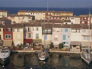 Port Grimaud, Var, Cote D'Azur, Provence, France, Mediterranean, Europe by Thouvenin Guy