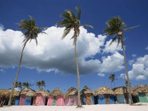 Saona Island, South Coast, Dominican Republic, Central America by Thouvenin Guy