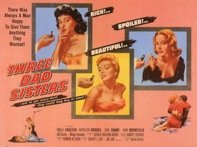 Three Bad Sisters, 1955