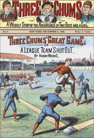 Three Chums: Great Game