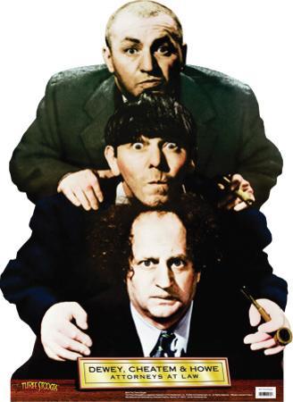 Three Stooges - Dewey,Chetum&Howe