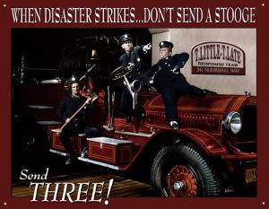 Three Stooges Fire Department