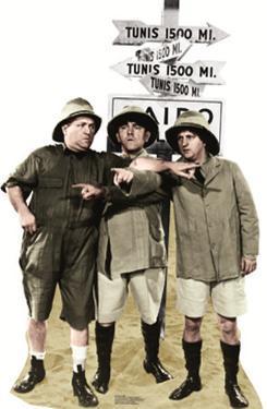 Three Stooges Safari