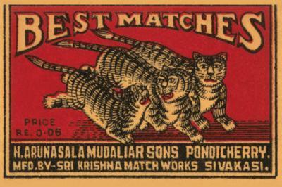 Three Tiger - Best Matches
