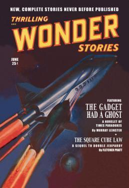 Thrilling Wonder Stories: Attack of the Ghost Fleet