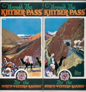 Through the Khyber Pass by the North-Western Railway